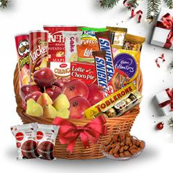 Awe Inspiring Pleasure Gift Hamper to Bellary