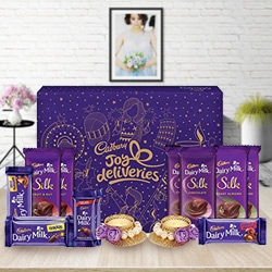 Elite Chocolate Hamper to Ambabari