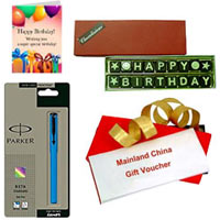 Exciting Present of Mainland China Gift Voucher worth Rs.1000 to Gurgaon