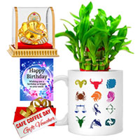 Special Birthday Hamper with Gift Voucher to Varanasi
