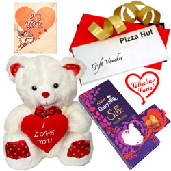 Attractive Pizza Hut Treat Vouchers with Cadbury D... to Faridabad