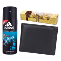 Spectacular Combo Gift for Mens to Bahadurgarh