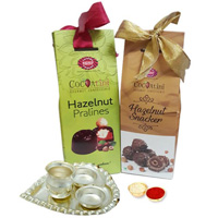 Karachi Bakerys Hazelnut Chocolates Gift Pack to Baraut