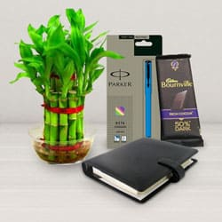 Exquisite Corporate Gift Hamper to Allahabad