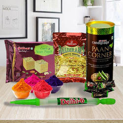 Perfect Holi Gift Hamper to Ajmer