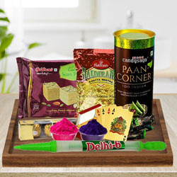 Superb Holi Gifts Hamper to Allahabad