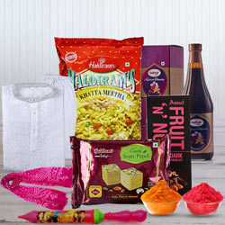 Special Holi Gifts to Adoor