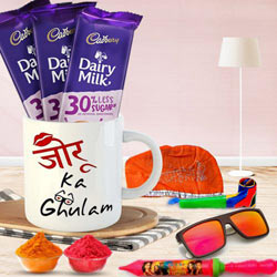 Pleasing Holi Hamper n