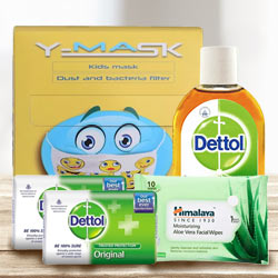 Marvelous Hygiene Gift Pack For Kids to Ambalamugal