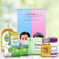 Superb Immunity Gift Pack for Kids to Akola