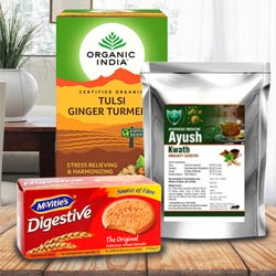 Truly Immunity Boosting Tea Hamper to Adugodi