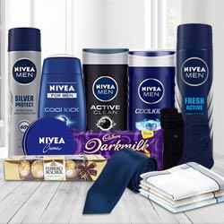 Nivea Grooming Kit for Men to Akaltara
