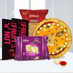 Special Pooja Gift Hamper to Aligarh