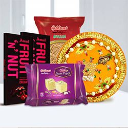 Special Pooja Gift Hamper to India