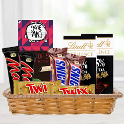 Finest Treat Chocolate Gift Hamper to Adoni