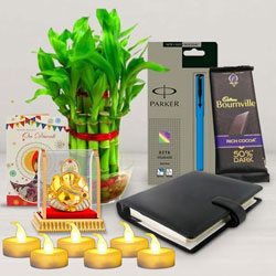 Wonderful Diwali Hamper for Corporates to New Delhi