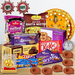 Exclusive Goodies Gift Hamper for Diwali to New Delhi