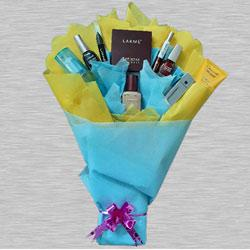 Wonderful Lakme Cosmetics Bouquet to Adoor