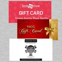 Exclusive Happy Go Shopping Gift Voucher to Aizawl