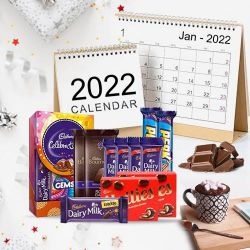 Marvelous Chocolates Gift Hamper to Aizwal