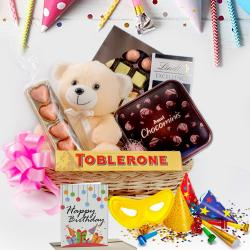 Remarkable Choco Gift Basket to Aluva