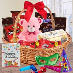 Marvelous Chocos Gift Basket to Aluva