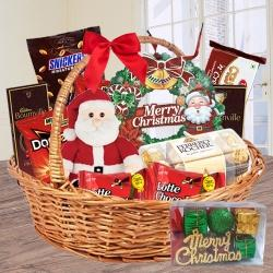 Marvelous Chocos Gift Basket to Allahabad