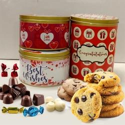 Enticing Cookies Combo for Xmas to Aleppy