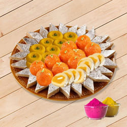Tasty Assorted Sweets from Bhikaram to Ahmedabad