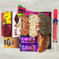 Exciting All-in-One Holi Gift Hamper to Adoor