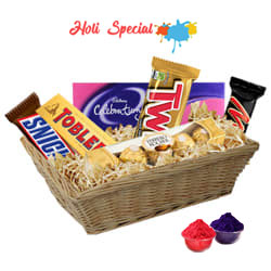 Classic Chocolate Hamper  to Bally