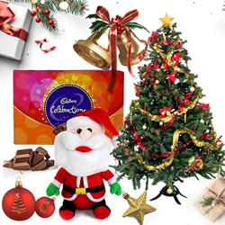 Christmas Celebration Hamper to Ahmedabad