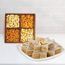 Haldirams Kaju Katli and Dry fruit to Nadiad
