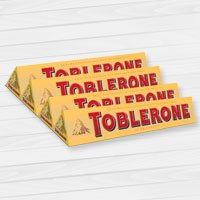 Toblerone Chocolates  to Bombay