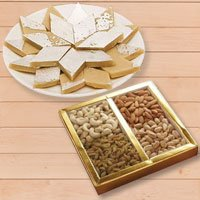 Diwali special dry fruits and sweets to Raipur