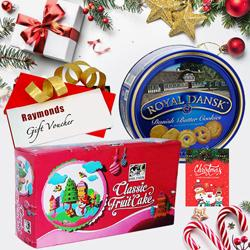 Sophisticated Assortment of Christmas Gift Accessories to Berhampur