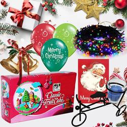 Heavenly Christmas Gift Combo to Berhampur