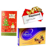 Amazing Christmas Hamper to Ahmedabad