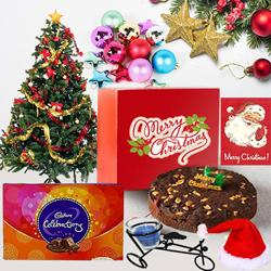 Innovative Christmas Gift Hamper to Chittoor