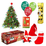 Wonderful X-mas Hamper with Extensive Prosperity to Berhampur