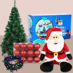 Magical Christmas Gift Hamper with Celebration Spirit to Amalampuram