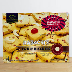 Rich Fruit Cookies by Karachi Bakery to Ankleshwar