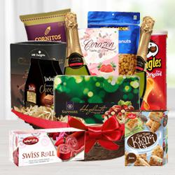 Peerless X-mas Decadent Hamper to Bellary