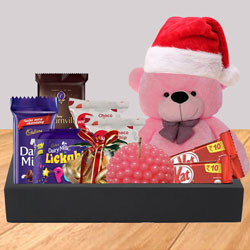 Ultimate Festive Treat X-mas Hamper to Baddi