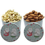 Delish Dry Fruits Christmas Hamper to Ludhiana