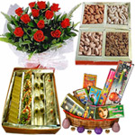 Diwali Hamper - Big  to Gorakhpur