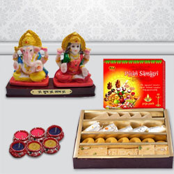 Puja Hamper - Regular� to Gorakhpur