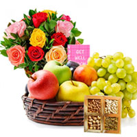 Memorable Get Well Soon Gift Combo to Agra