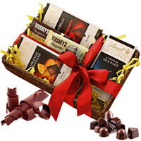 Tasty Break Time Gift Basket of Chocolates to Bhimavaram