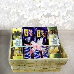 Delicious Afternoon Delight Chocolate Gift Hamper to Trichy